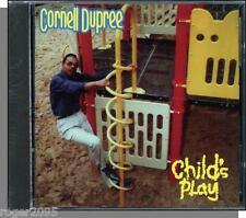 Cornell Dupree - Child's Play - New 1993 Guitar Music CD! Jazz, R&B!