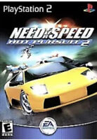 Need for Speed: Hot Pursuit 2 Ps2 Playstation 2