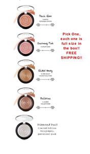 NIB Laura Geller Illuminator-Peach, Pink, Honey, Ballerina, or Diamond Pick!