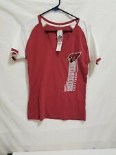 ARIZONA CARDINALS NFL Team Apparel Womans T-Shirt size Sm