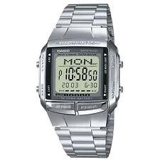 Casio DB360N-1AEF Databank Watch - Silver
