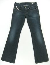 DIESEL LOUVELY 8FC Stretch Flare  women's  jeans size 28 / inseam 33