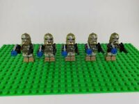 Star Wars Battke of Kashyyyk Clone Troopers Minifigures Lot of 5 - USA SELLER