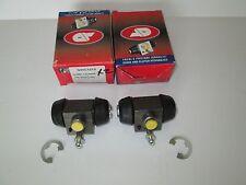 Pair of New AP Brand Rear Wheel Brake CylindersTriumph TR7 1977-1981 W/ 5 Speed