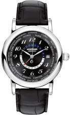 Brand New MontBlanc Star Black Dial Men's Watch 109285 Discount