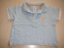 C & A tolles Poloshirt Gr. 68 hellblau mit Winnie Pooh !!