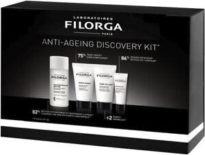 Filorga Paris Discovery Set 14-day 4pcs Anti-ageing Skincare Regime