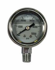 Universal  0 psi 5000 psi Pressure Gauge