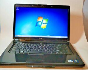 Dell Inspiron Laptop - Model PP41L - Black - Refurbished-
