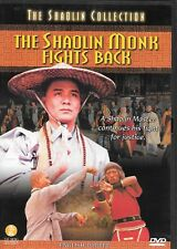 The Shaolin Monk Fights Back (DVD) Tai Seng Shaolin Collection