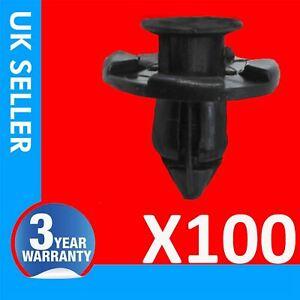 100X For Mazda Suzuki Wheel Arch Moulding Panel Splash Guard Clips 1C1D56145
