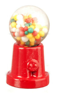 Dolls house miniatures  Table Gumball Machine