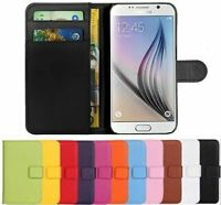 PU Leather Wallet Magnetic Flip Phone Case Cover For Apple iPhone 6