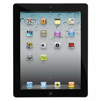 Apple iPad 2 16GB, Wi-Fi 9.7in - Black Grade A