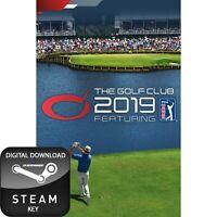THE GOLF CLUB 2019 FEATURING PGA TOUR PC STEAM KEY