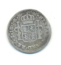 Muy RARO. colonia Española. Bolivia. Carlos III (1759-1788). ar 1 Real 1774.Y.146