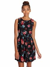 Oasis Multi Floral Tapestry Print Dress 10