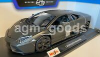 Maisto 1:18 Scale - Lamborghini Reventon - Black - Diecast Model Car