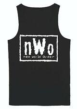 nWo Wrestling Vest LWO Elite Wolfpac Hollywood Small - 5XL