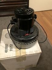 Lamb Universal Vacuum Motor  120  volt, Two Stage By Pass-# 115757 New Old Stock