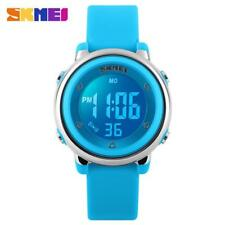 Kids Digital Watches Waterproof Sport Alarm Wristwatches for Children Boys Girls