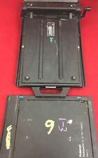 GOLDEN ENGINEERING 150P Film Processor/Polaroid 8x10 Radiographic Cassette Unit1