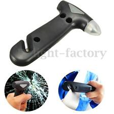 Seatbelt Cutter Window Glass Breaker Emergency Escape Blade Tool Car Hammer Help