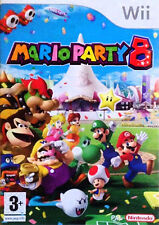 NINTENDO Wii: MARIO PARTY 8 ~ {complete}  ~ 2ND GAME FREEPOST