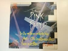 "PINK FLOYD THE HAPPIEST DAYS  EP MEXICO 7"" SINGLE 45 PS RARE GATEFOLD  MEGA RARE"