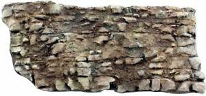 HO/N Scale - Rock Face Mold, reusable rubber - WOO-C1248