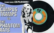 """PHANTOM Consiglio/Campus Tramps-Split 7"""" Giappone Fifi and the Mach III supersnazz"""