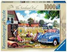 Ravensburger The Scoreboard End 1000pc Jigsaw Puzzle
