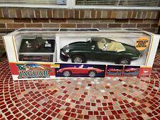 Vintage New Bright Jaguar Rc Car