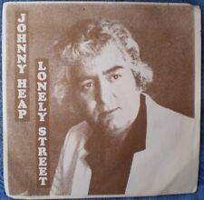 "JOHNNY HEAP-LONELY STREET ""RARE OZ EP"" 45 RPM"