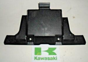 KAWASAKI ZZR600 ZZR 600 E MODEL HEAT SHIELD RADIATOR COVER SHIELD 1993 - 2006