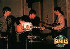 Ringo Watches John and Paul Do Their Magic on Guitar --- Beatles Trading Card