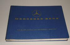 Catalogo Ricambi Mercedes Benz Tipo Of 1113 B / 1313/1317 Telaio Uscita A