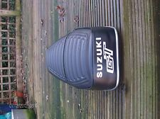 Suzuki GT750. LATE SEAT COVER complete with strap