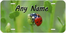 Ladybug Personalized Any Name Novelty Car License Plate