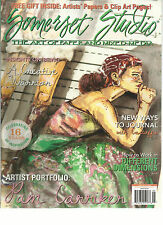 SOMERSET STUDIO  MAY / JUNE, 2013  VOL.17 ( THE ART OF PAPER AND MIXE MEDIA )