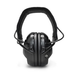 EM-9002D Electronic Noise Cancelling Foldable Headset Protection Ear Muffs