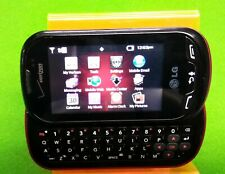 LG EXTRAVERT LG-VN271 VERIZON USED QWERTY KEYBOARD SMARTPHONE SLIDE PHONE