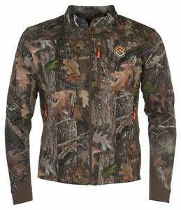 Scentlok Aero Crosshair Men's Jacket True Timber Kanati Size XL