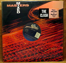 """SEALED UNOPENED ROCK 12"""" SINGLE THE CLASH THIS IS RADIO CLASH / MAGNIFICENT 7"""