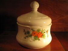 Ancienne Bonbonnière Sucrière Porcelaine - Sugar Candy Box Porcelain Süßigkeiten