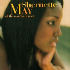 Shernette May(Promo CD Single)All The Man That I Need-VSCDJ 1691-New