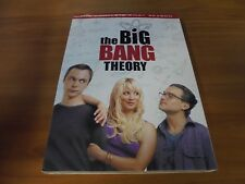 Big Bang Theory - The Complete First Season (DVD, 2008, 3-Disc) Used 1 1st One