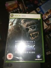 PETER JACKSONS KING KONG, THE OFFICIAL GAME OF THE MOVIE,  MICROSOFT XBOX 360