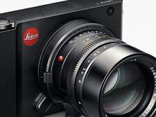 Leica M-Adapter L schwarz