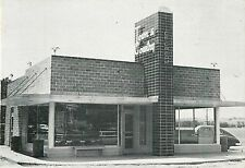 The Town & Country Drive-In Restaurant, Dreamburgers, Hwy 75, Le Mars IA